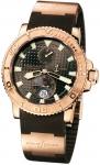 Ulysse Nardin Maxi Marine Diver Chronometer 266-33-3a/925 watch