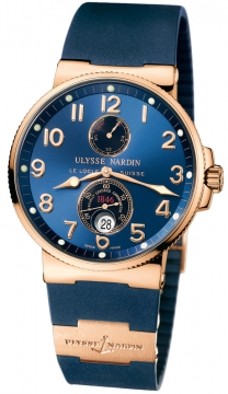 Ulysse Nardin Maxi Marine Chronometer Mens watch, model number - 266-66-3/623, discount price of £14,416.00 from The Watch Source