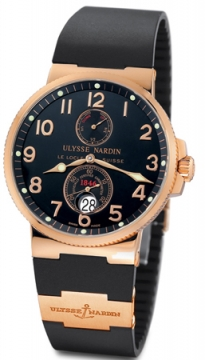 Ulysse Nardin Maxi Marine Chronometer Mens watch, model number - 266-66-3/62, discount price of £14,416.00 from The Watch Source