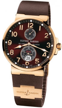 Ulysse Nardin Maxi Marine Chronometer Mens watch, model number - 266-66-3/625, discount price of £12,720.00 from The Watch Source