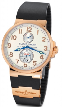 Ulysse Nardin Maxi Marine Chronometer Mens watch, model number - 266-66-3, discount price of £14,416.00 from The Watch Source