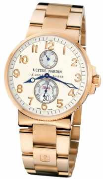 Ulysse Nardin Maxi Marine Chronometer Mens watch, model number - 266-66-8, discount price of £23,608.00 from The Watch Source