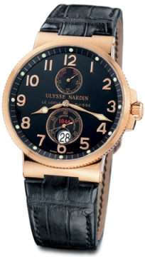 Ulysse Nardin Maxi Marine Chronometer Mens watch, model number - 266-66/62, discount price of £13,221.00 from The Watch Source