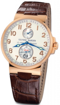 Ulysse Nardin Maxi Marine Chronometer Mens watch, model number - 266-66, discount price of £13,221.00 from The Watch Source