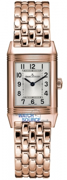 Buy this new Jaeger LeCoultre Reverso Duetto 2662130 ladies watch for the discount price of £26,730.00. UK Retailer.
