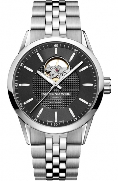 Raymond Weil Freelancer Mens watch, model number - 2710-st-20021, discount price of £1,296.00 from The Watch Source