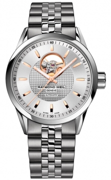 Raymond Weil Freelancer Mens watch, model number - 2710-st5-65021, discount price of £1,290.00 from The Watch Source