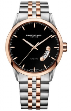 Raymond Weil Freelancer Mens watch, model number - 2730-sp5-20011, discount price of £1,140.00 from The Watch Source