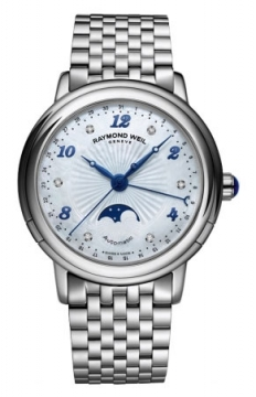 Raymond Weil Maestro Ladies watch, model number - 2739-st-05985, discount price of £2,070.00 from The Watch Source