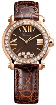 Chopard Happy Sport Round Quartz 30mm 274189-5006 watch
