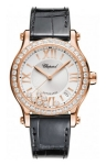 Chopard Happy Sport Medium Automatic 36mm 274808-5003 watch