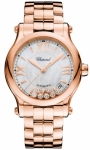 Chopard Happy Sport Medium Automatic 36mm 274808-5009 watch