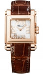 Chopard Happy Sport Square Quartz Small 275349-5001 watch