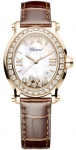 Chopard Happy Sport Oval Quartz 275350-5003 watch