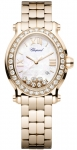 Chopard Happy Sport Oval Quartz 275350-5004 watch