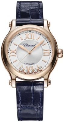 Chopard Happy Sport Automatic 33mm 275378-5001 watch