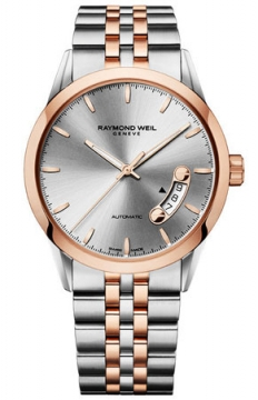 Raymond Weil Freelancer Mens watch, model number - 2770-sp5-65011, discount price of £1,060.00 from The Watch Source