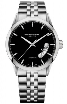 Raymond Weil Freelancer Mens watch, model number - 2770-st-20011, discount price of £1,000.00 from The Watch Source