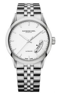 Raymond Weil Freelancer Mens watch, model number - 2770-st-30011, discount price of £1,000.00 from The Watch Source