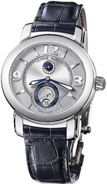 Ulysse Nardin Macho Palladium 950 Mens watch, model number - 278-70/609, discount price of £12,529.00 from The Watch Source