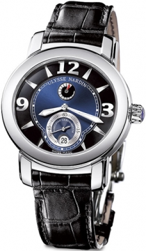 Ulysse Nardin Macho Palladium 950 Mens watch, model number - 278-70/632, discount price of £12,529.00 from The Watch Source