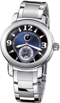 Ulysse Nardin Macho Palladium 950 Mens watch, model number - 278-70-8/632, discount price of £26,630.00 from The Watch Source