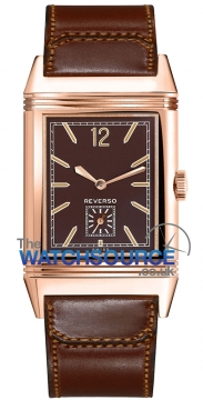 Jaeger LeCoultre Grande Reverso Ultra Thin Tribute 1931 Mens watch, model number - 2782560, discount price of £10,578.00 from The Watch Source