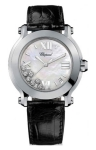 Chopard Happy Sport Round Quartz 36mm 278475-3002 black watch