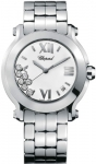 Chopard Happy Sport Round Quartz 36mm 278477-3001 watch
