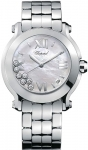 Chopard Happy Sport Round Quartz 36mm 278477-3002 watch