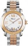Chopard Happy Sport Round Quartz 36mm 278488-9001 watch