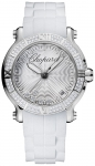 Chopard Happy Sport Round Quartz 36mm 278551-3003 watch