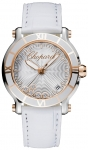 Chopard Happy Sport Round Quartz 36mm 278551-6002 watch