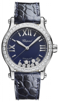 Chopard Happy Sport Medium Automatic 36mm 278559-3006 watch