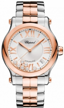 Chopard Happy Diamonds Ladies watch, model number - 203957-0201, discount price of £8,708.00 from The Watch Source
