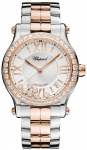 Chopard Happy Sport Medium Automatic 36mm 278559-6004 watch