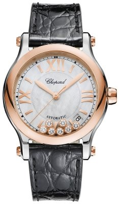 Chopard Happy Sport Automatic 36mm 278559-6008 watch