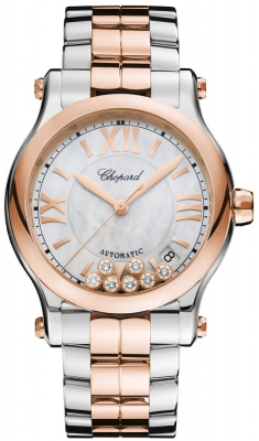 Chopard Happy Sport Automatic 36mm 278559-6009 watch