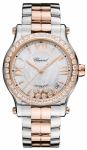 Chopard Happy Sport Medium Automatic 36mm 278559-6007 watch