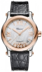 Chopard Happy Sport Medium Automatic 36mm 278559-6008 watch