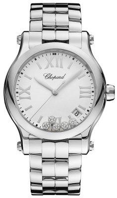 Chopard Happy Sport Round Quartz 36mm 278582-3002 watch