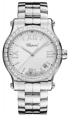 Chopard Happy Sport Round Quartz 36mm 278582-3004 watch