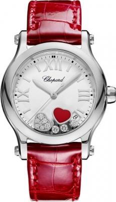 Chopard Happy Sport Round Quartz 36mm 278582-3005 watch