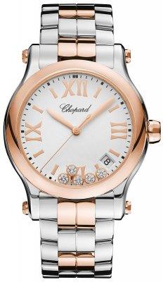 Chopard Happy Sport Round Quartz 36mm 278582-6002 watch