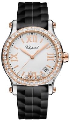 Chopard Happy Sport Round Quartz 36mm 278582-6003 watch
