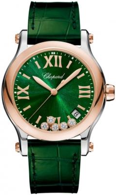 Chopard Happy Sport Round Quartz 36mm 278582-6005 watch