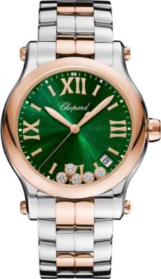 Chopard Happy Sport Round Quartz 36mm 278582-6006 watch