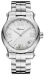 Chopard Happy Sport Round Quartz 36mm 278582-3002 watch