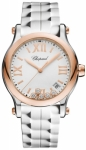 Chopard Happy Sport Round Quartz 36mm 278582-6001 watch