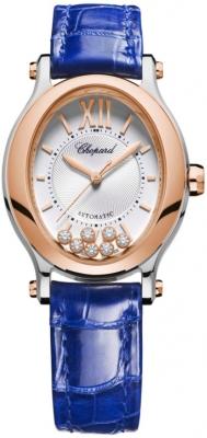 Chopard Happy Sport Oval Automatic 278602-6001 watch